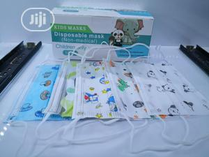 """Children 3ply Nose Mask """"Dutch Stores"""" 40 Packs In A Carton 
