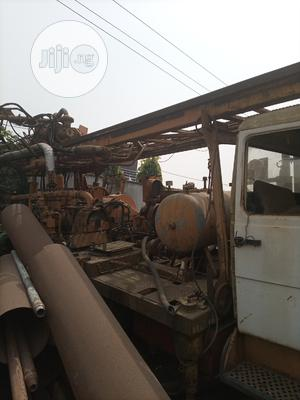 Drilling Rig 1989 Yellow For Sale | Heavy Equipment for sale in Lagos State, Ifako-Ijaiye