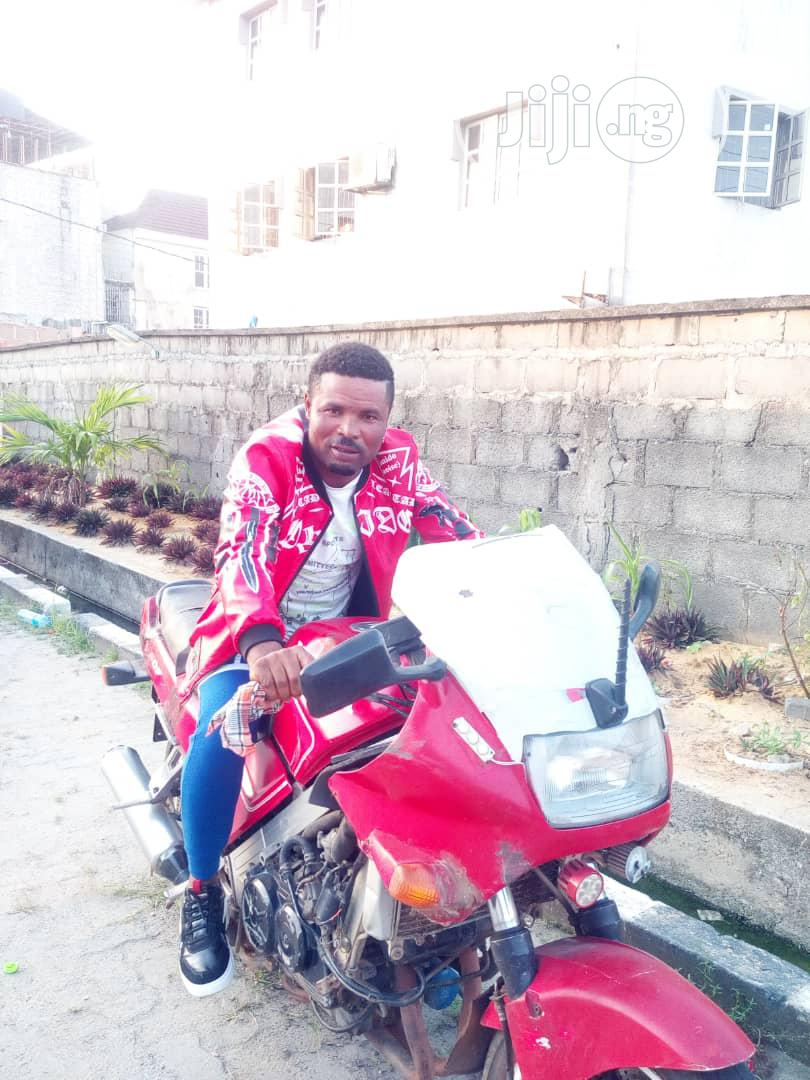 Honda VF 1999 Red | Motorcycles & Scooters for sale in Lekki, Lagos State, Nigeria