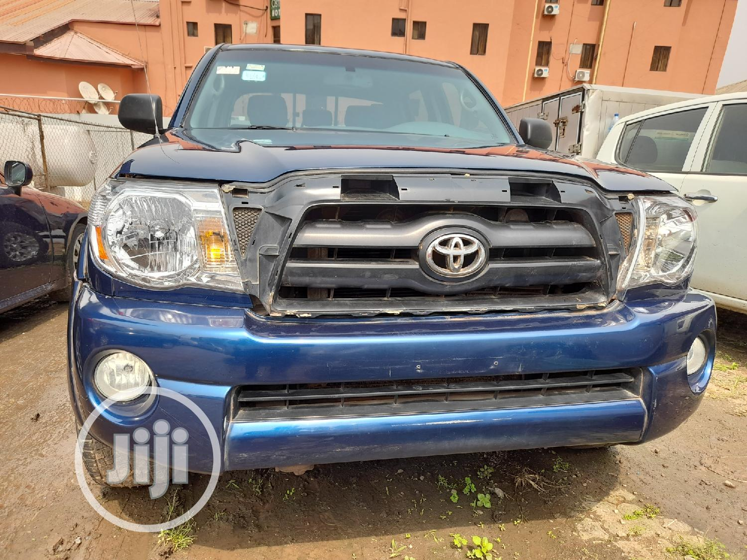 Archive: Toyota Tacoma 2006 PreRunner Access Cab Blue