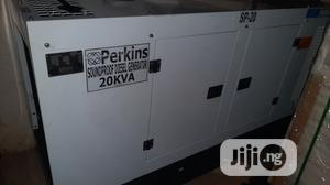 20kva Perkins Diesel Soundproof Generator   Electrical Equipment for sale in Lagos State, Ojo