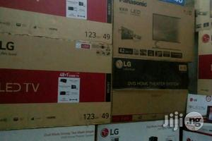 LED LG 60 Inches Tv And 55 Inches | TV & DVD Equipment for sale in Lagos State, Ojo