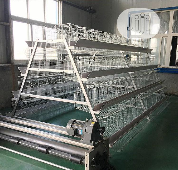Automatic Poultry Cage China Factory Poultry Cage