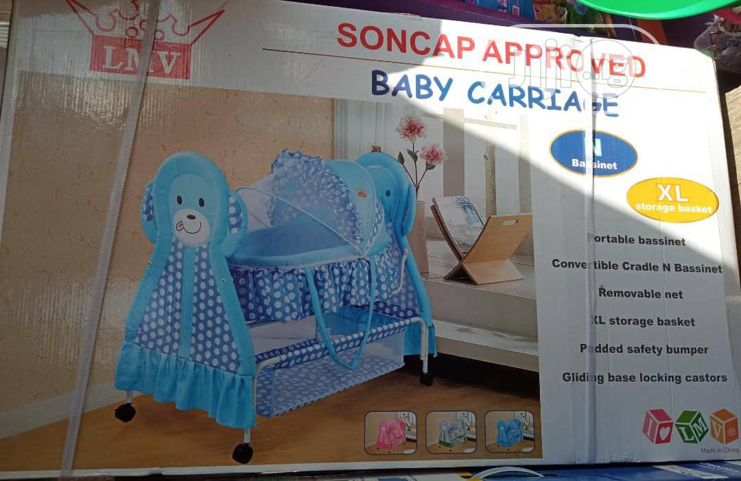 Soncap Approved Baby Carriage Nice And Good For Ur Babies