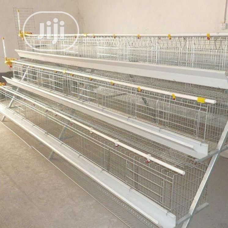 Automatic Poultry Cage China Factory Poultry Cage | Farm Machinery & Equipment for sale in Akinyele, Oyo State, Nigeria