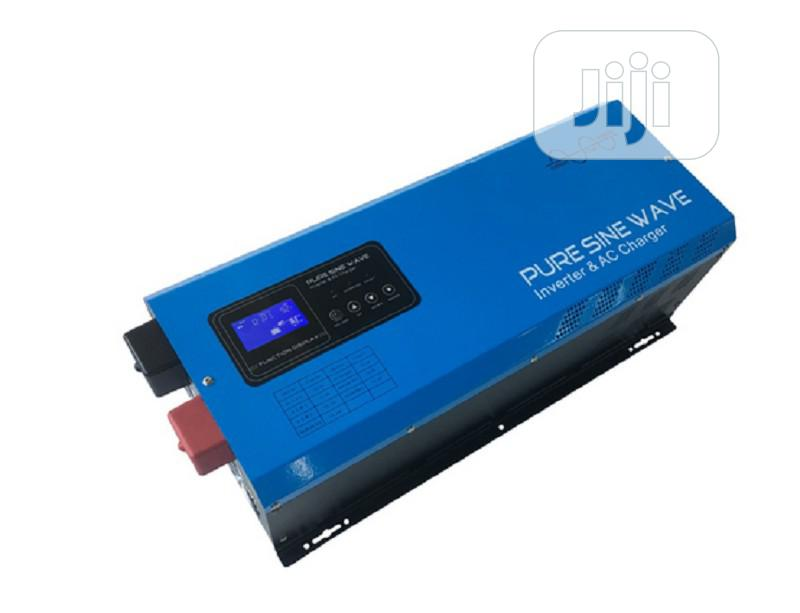 SMR 3.5KVA Inverter (Pure Sine Wave)