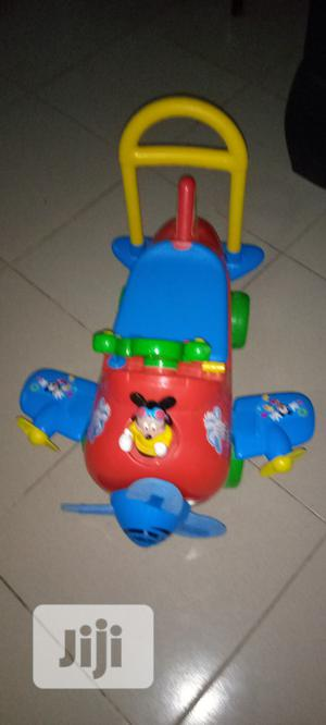 Kiddieland Disney Mickey Mouse Plane Light Sound Activity   Toys for sale in Lagos State, Isolo