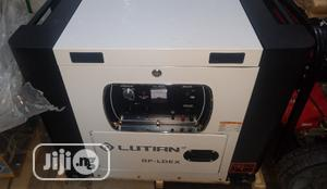 10kva Lutian Diesel Soundproof Generator   Electrical Equipment for sale in Lagos State, Ojo