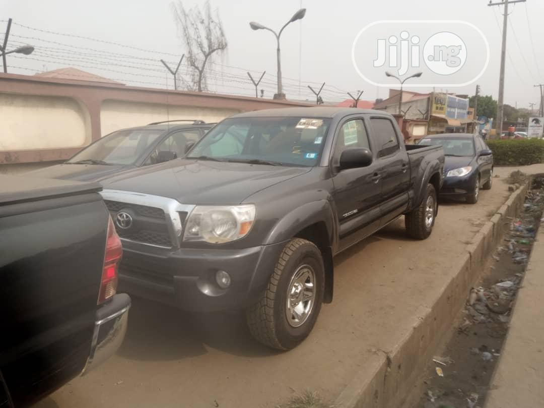Toyota Tacoma 2008 Gray   Cars for sale in Magodo, Lagos State, Nigeria