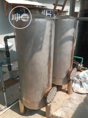 Water Treatment Plant Stainless Tank | Manufacturing Equipment for sale in Lagos State, Orile