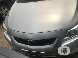 Toyota Corolla 2009 Silver | Cars for sale in Lagos State, Ikeja