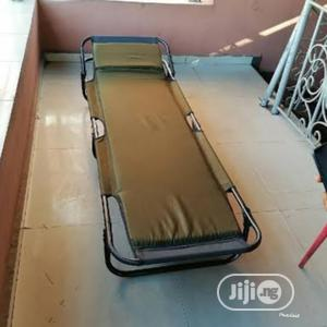 Big Size Camp Bed   Camping Gear for sale in Lagos State, Ilupeju