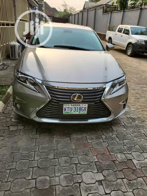 Lexus ES 2017 350 FWD Gray | Cars for sale in Rivers State, Port-Harcourt