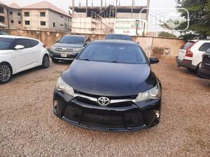 Toyota Camry 2015 Black   Cars for sale in Abuja (FCT) State, Wuse 2