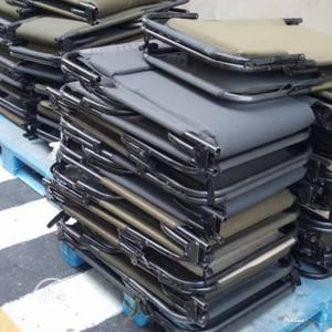 Adjustable Big Size Camp Bed   Camping Gear for sale in Lagos State, Lekki