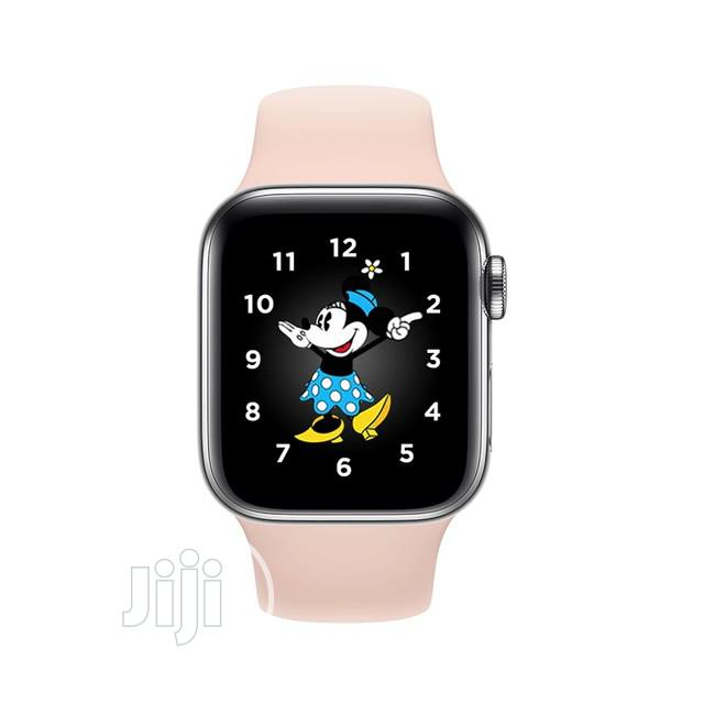 Smartwatch T500 | Smart Watches & Trackers for sale in Yaba, Lagos State, Nigeria