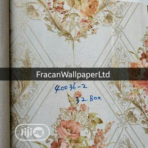 Floral Wallpapers Available. Fracan Wallpaper Abuja | Home Accessories for sale in Abuja (FCT) State, Maitama