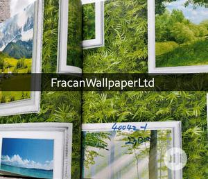 Vegitorial Wallpapers. Fracan Wallpaper Ltd Abuja   Home Accessories for sale in Abuja (FCT) State, Kubwa