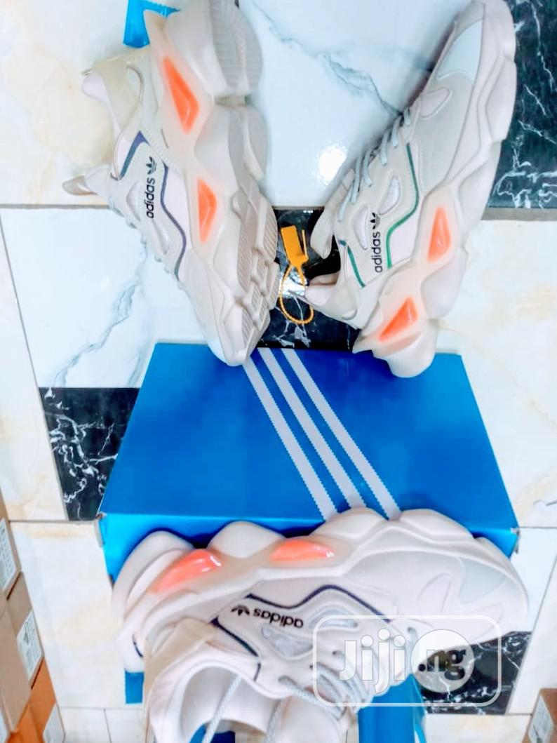 Adidas Canvas Shoe