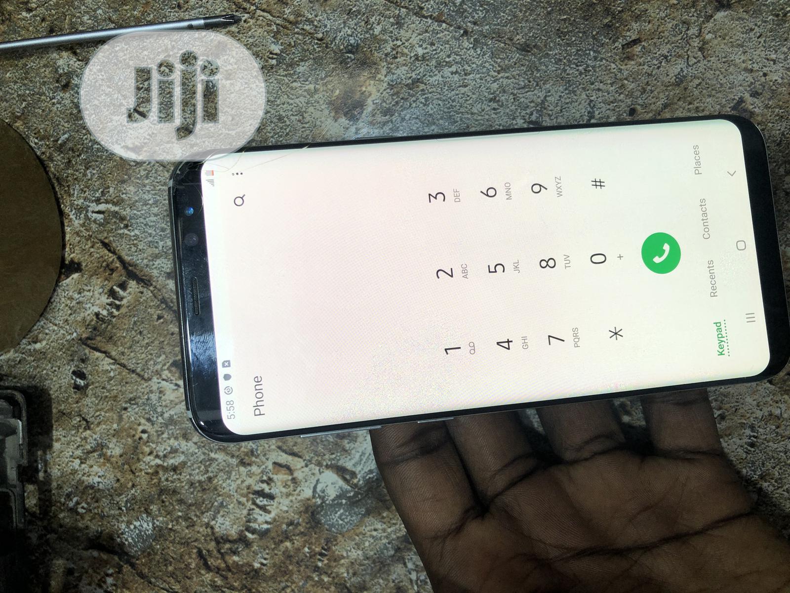 Samsung Galaxy S8 Plus 64 GB Silver
