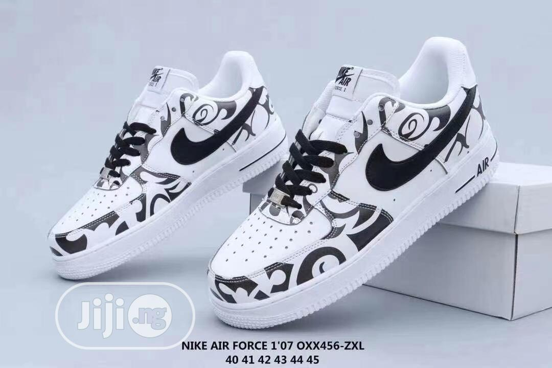 Archive: Nike Airforce