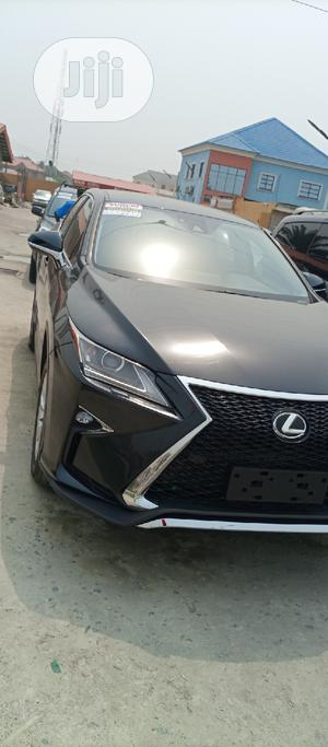 New Lexus RX 2019 350 FWD Black | Cars for sale in Lagos State, Lekki