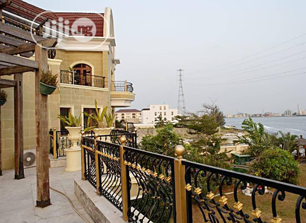 Newly Built Mansion For Sale At Ikoyi With Gazette and Other Relevant Documents | Houses & Apartments For Sale for sale in Banana Island, Ikoyi, Nigeria