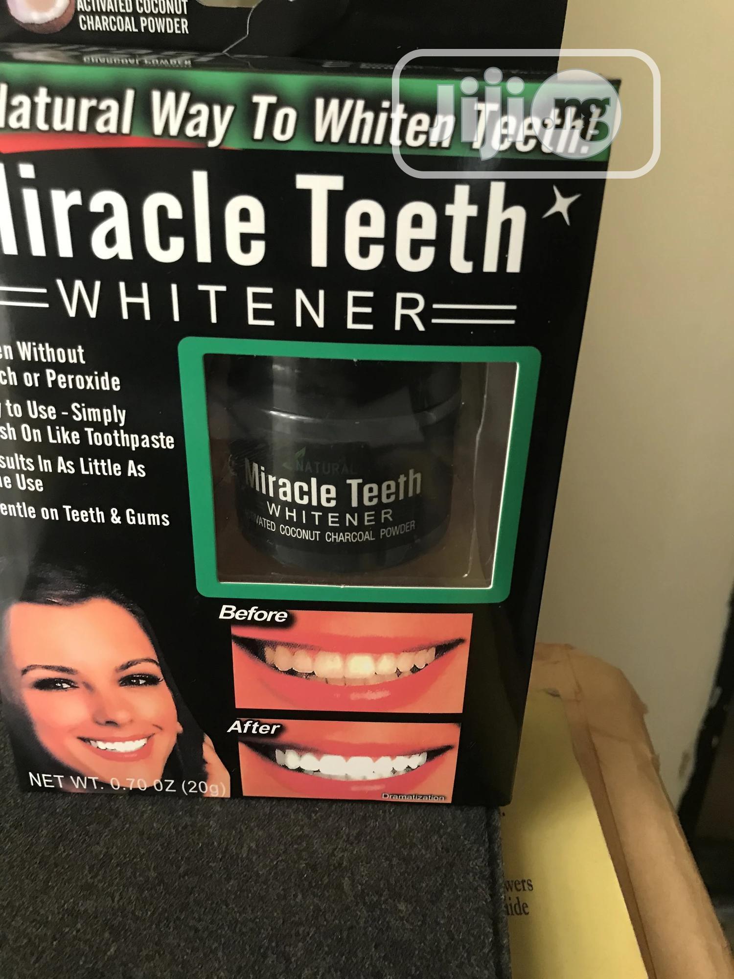 Herbal Miracle Teeth Whitening