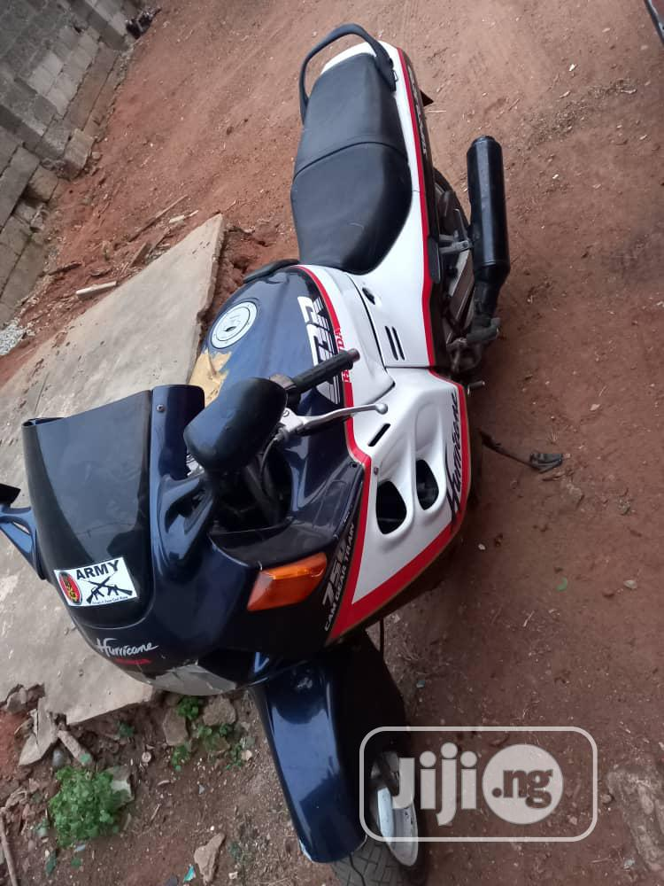 Honda CBR 2004 Blue | Motorcycles & Scooters for sale in Victoria Island, Lagos State, Nigeria
