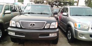 Lexus LX 2007 470 Sport Utility Black | Cars for sale in Lagos State, Apapa