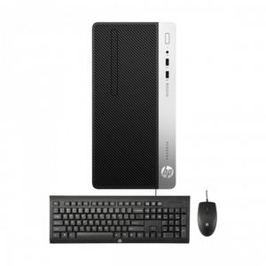 New Desktop Computer HP ProDesk 400 G4 4GB Intel Core i5 HDD 1T | Laptops & Computers for sale in Lagos State, Yaba