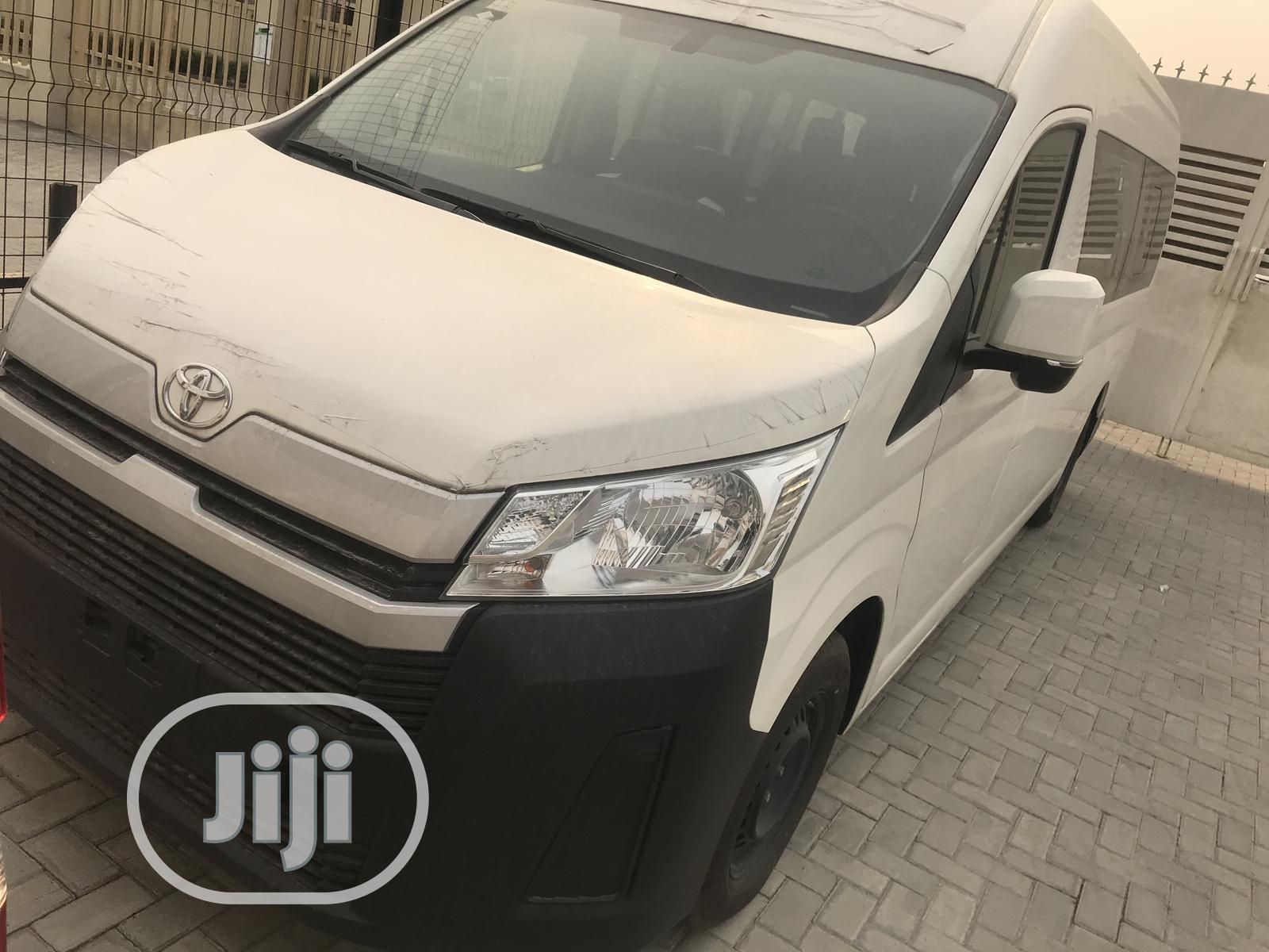 Brand New Toyota Hiace Bus for Sale