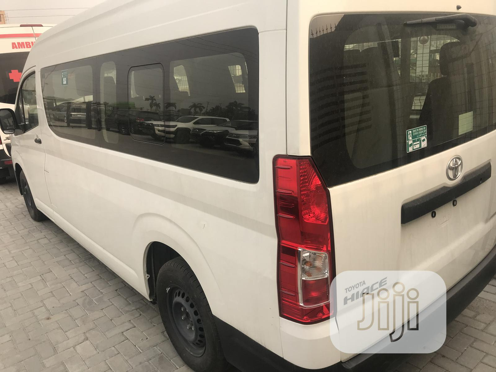 Brand New Toyota Hiace Bus for Sale | Buses & Microbuses for sale in Ajah, Lagos State, Nigeria