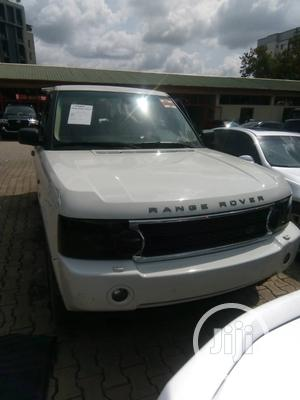 Land Rover Range Rover Vogue 2007 White | Cars for sale in Abuja (FCT) State, Central Business Dis