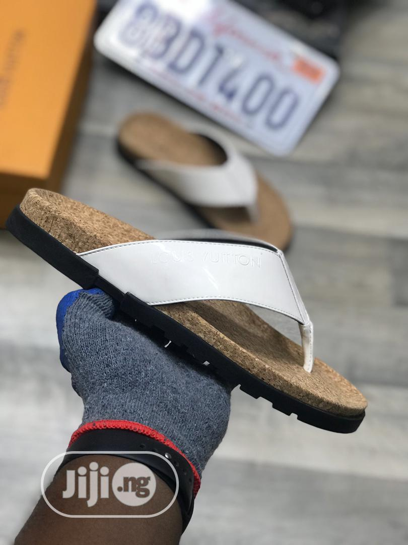 Louis Vuitton Slippers   Shoes for sale in Amuwo-Odofin, Lagos State, Nigeria