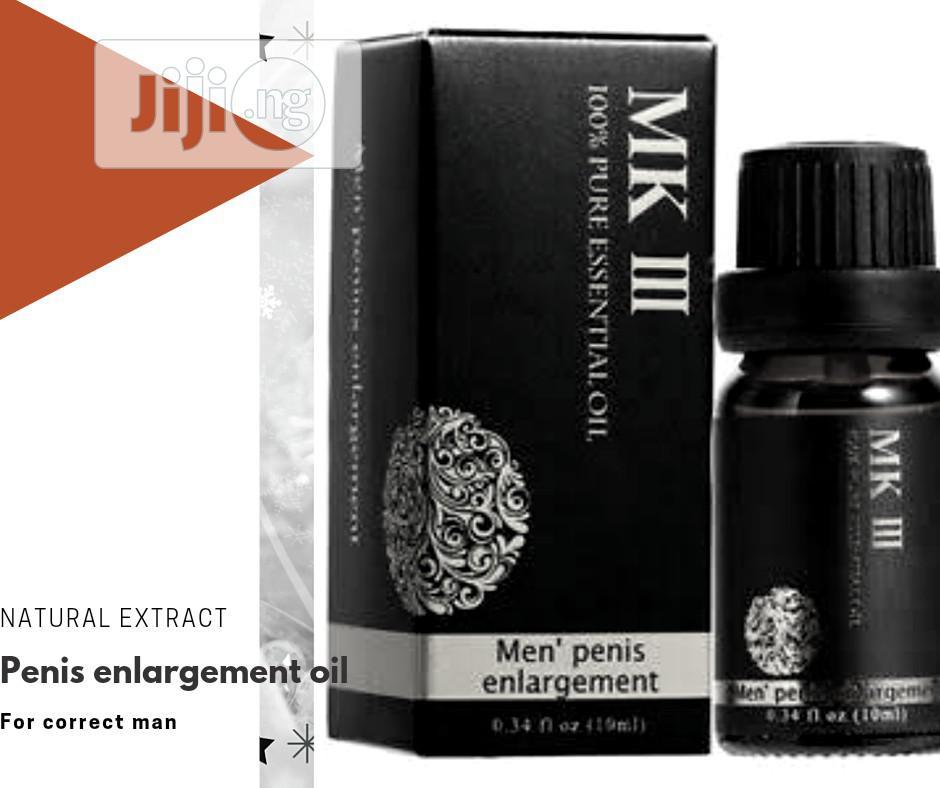 MK III Penis Enlargement Oil