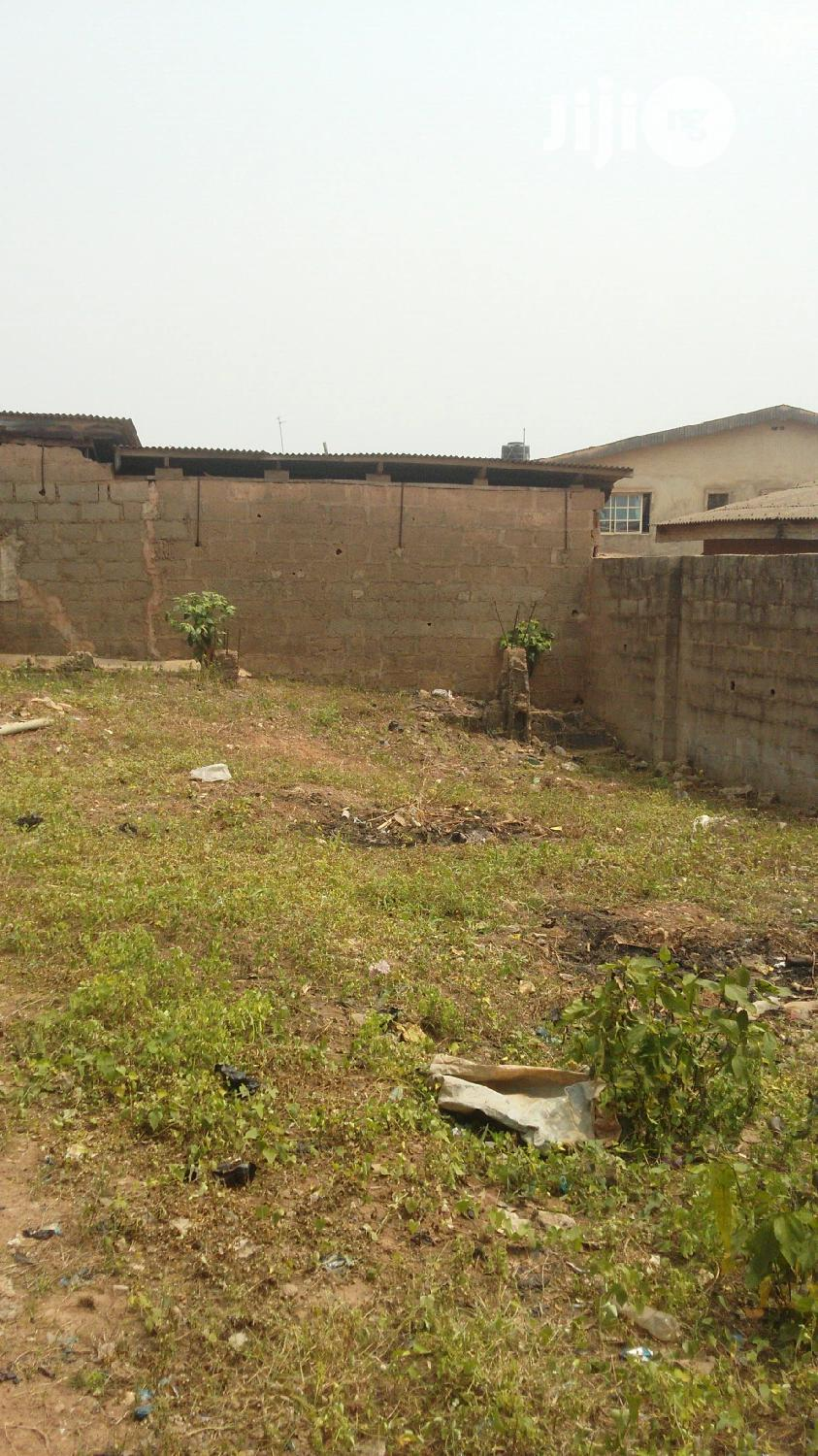 Land for Workshop Along Giwa-Lambe Road via Iju Ishaga