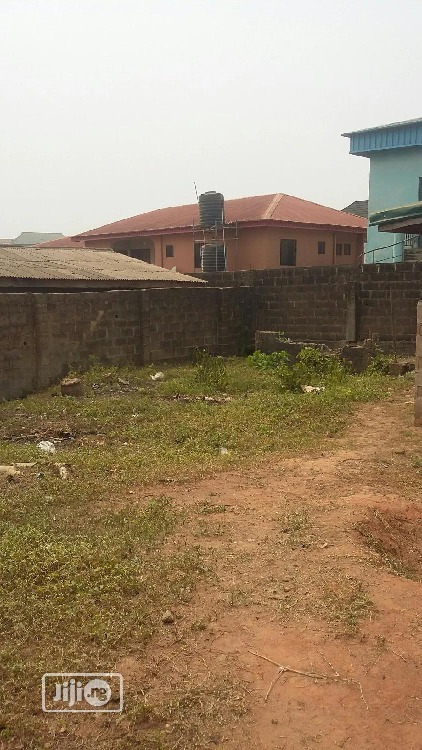 Land for Workshop Along Giwa-Lambe Road via Iju Ishaga | Land & Plots for Rent for sale in Ifako-Ijaiye, Lagos State, Nigeria