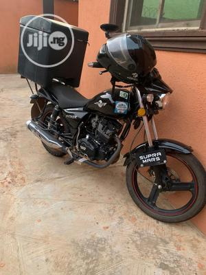 Motorcycle 2019 Black   Motorcycles & Scooters for sale in Lagos State, Alimosho