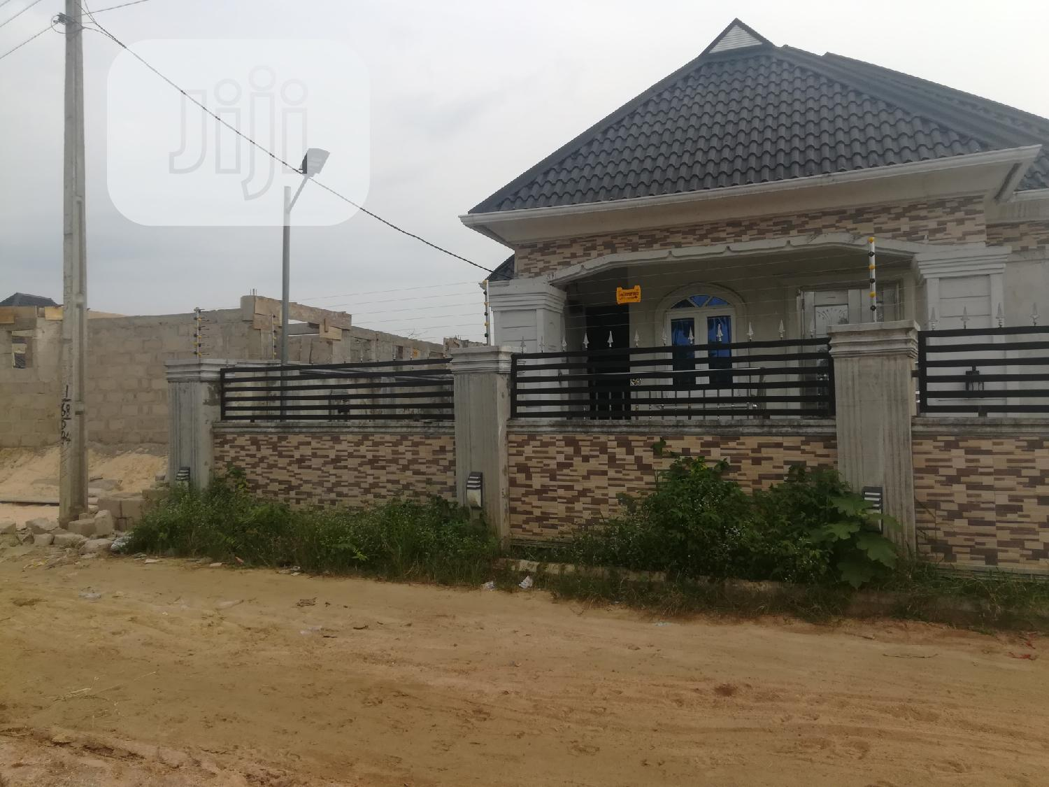 Three Bedrooms and Two Self Contain Bungalow