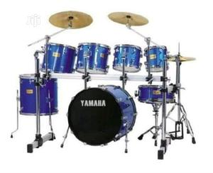 Yamaha Drum Set of 7 Drums | Musical Instruments & Gear for sale in Lagos State, Ojo