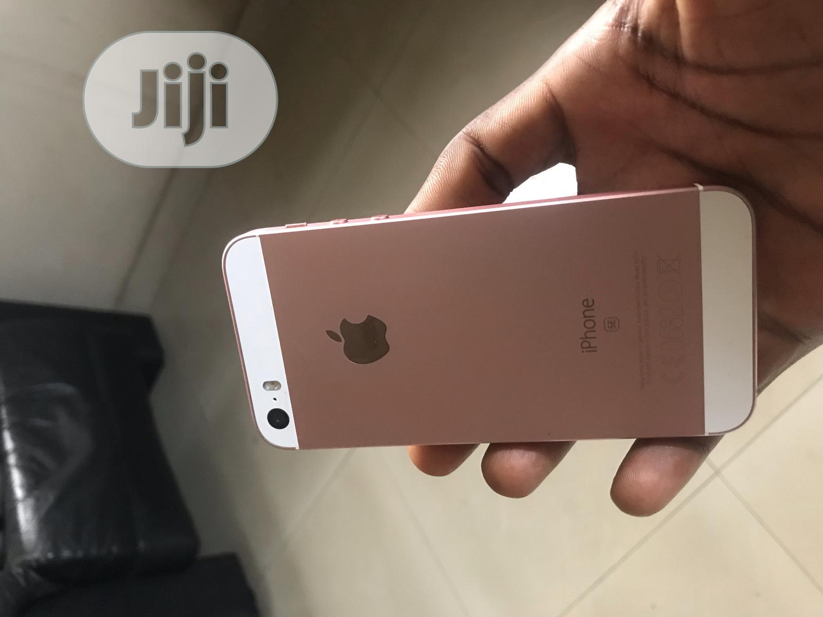 Archive: Apple iPhone SE 64 GB