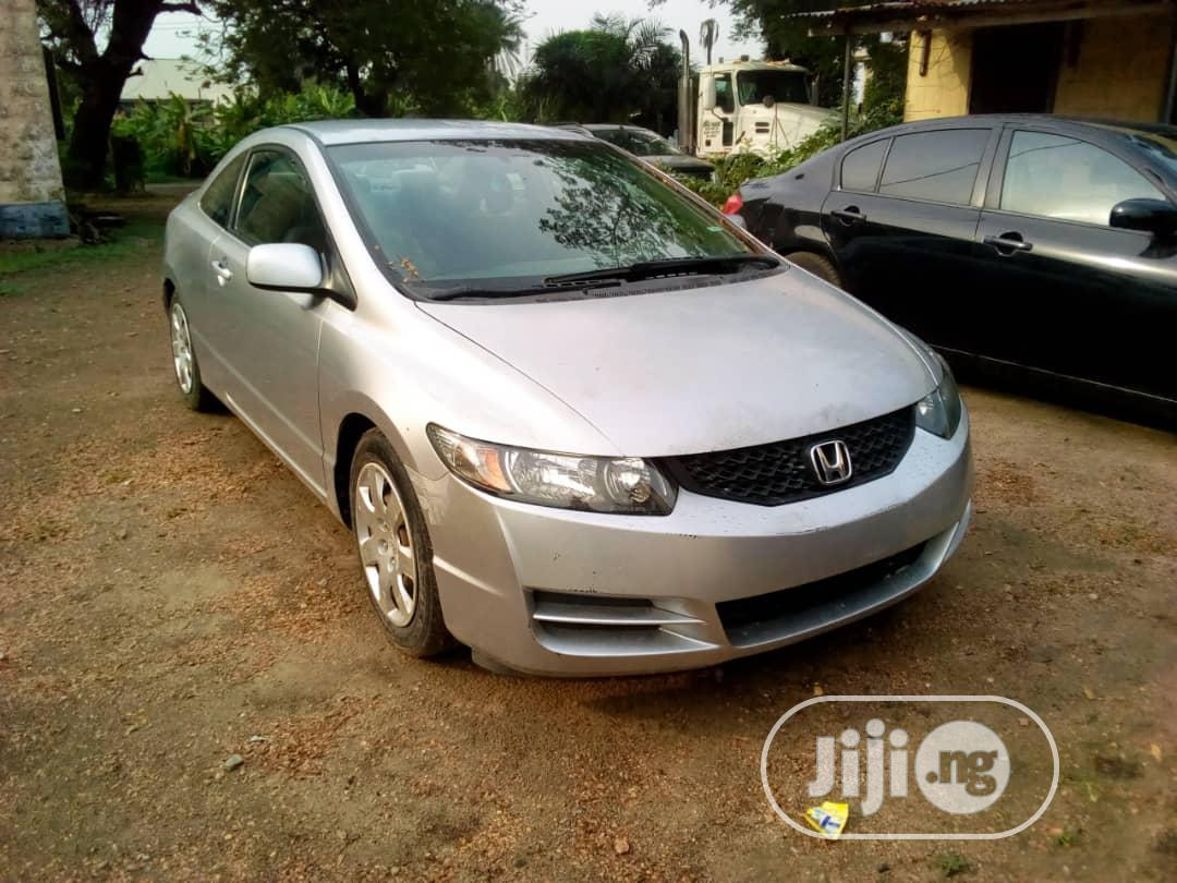 Honda Civic 2009 Coupe LX Gray