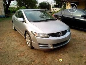 Honda Civic 2009 Coupe LX Gray | Cars for sale in Lagos State, Yaba