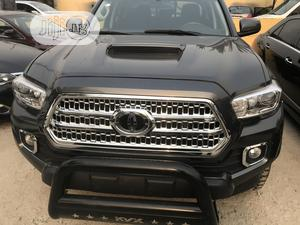 Toyota Tacoma 2016 4dr Double Cab Black   Cars for sale in Lagos State, Ajah
