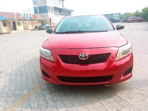 Toyota Corolla 2009 1.8 Exclusive Automatic Red | Cars for sale in Lagos State, Ibeju