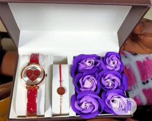 Valentine Gift Set | Watches for sale in Rivers State, Port-Harcourt