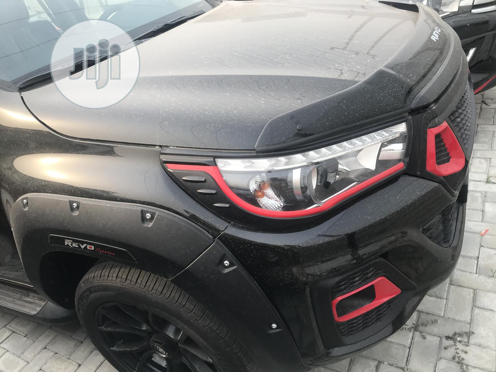 Toyota Hilux 2020 Black | Cars for sale in Ajah, Lagos State, Nigeria