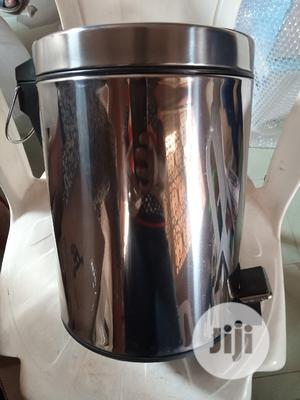 Stainless Pedal Bin 5liter   Home Accessories for sale in Lagos State, Surulere