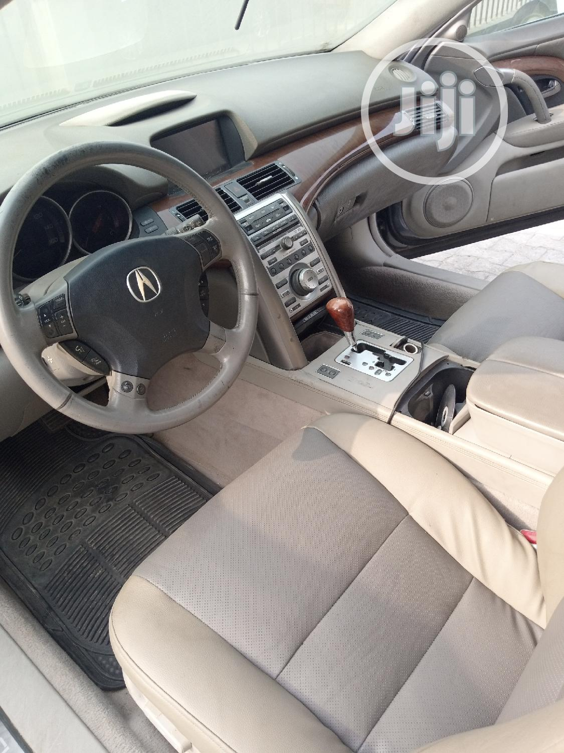 Acura RL 2006 Sedan Gray | Cars for sale in Ajah, Lagos State, Nigeria